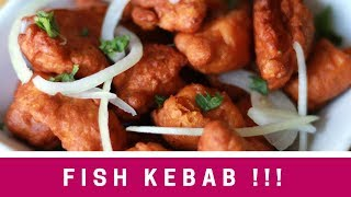 AUTHENTIC FISH TIKKA | EASY RECIPE IDEAS | FEASTFORALL