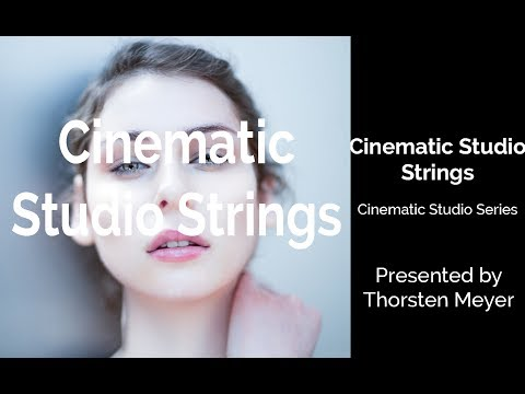 Cinematic Studio Strings - New Dawn (Altiverb 7)  (Cinematic Studio Series)