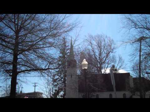 The bells of the Episcopal Church of the Messiah in Central Islip NY