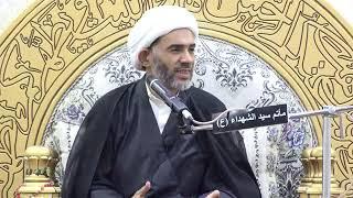 الشيخ علي مال الله - ماذا ينوي من أراد صيام المستحب وعليه قضاء صيام شهر رمضان
