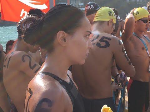 Hong Kong, FINA/HOSA 10KM Marathon Swimming World Cup - 2016