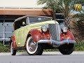 1936 Ford Phaeton  Gateway Orlando #1226