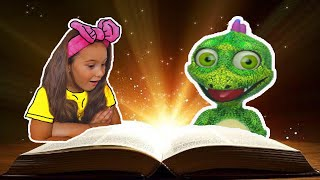 Anna and the magic book for Dinki / Episode 2