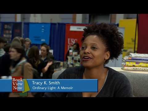 Tracy K. Smith on Ordinary Light: A Memoir at the 2017 AWP Book Fair