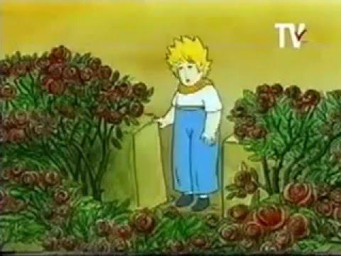 Ютуб мультфильм маленький принц