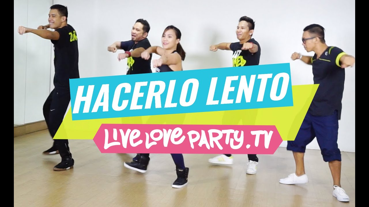 Download Hacerlo Lento (MM 51)   Zumba® Fitness   Live Love Party