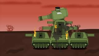 Смотреть все мультики про танки подряд. Весь 3-й сезон - Мультики про танки