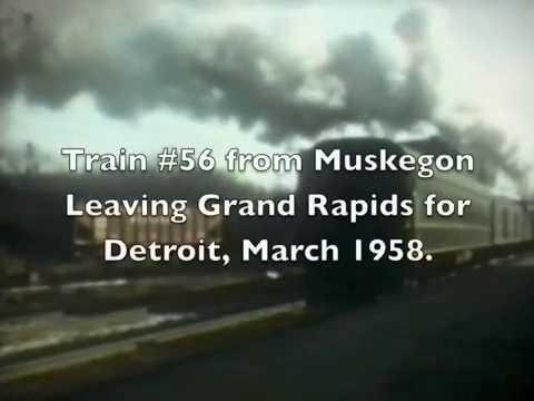 Grand Trunk Western #56. March 1958.