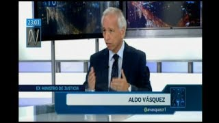 [Entrevista] Aldo Vásquez: Autoridad Nacional de Control del Poder Judicial