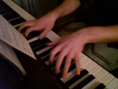 Ragtime - Your Daddy's Son (Piano)