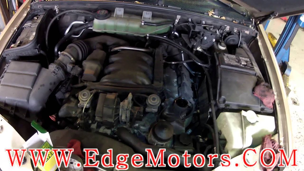 2005 Ml350 Fuel Filter Location Mercedes Benz Oil Change And Service Light Reset Diy By Edge Motors 2007