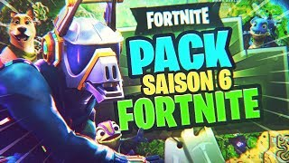 FREE GFX PACK FORTNITE SAISON 6 (ft. Stitanium)