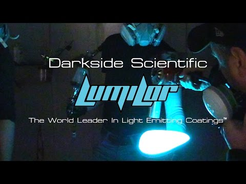 Darkside Scientific: The World Leader In Light Emitting Coatings™