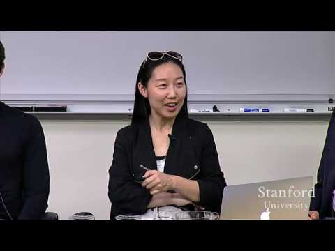 Stanford Seminar - David Brunner, Buck Gee and Jeonghee Jin