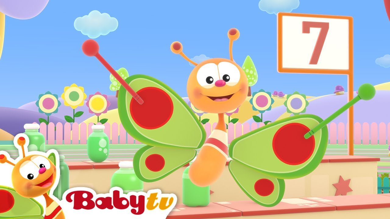 Download Ten Green Bottles 🤩 | Nursery Rhymes & Songs for Kids | BabyTV