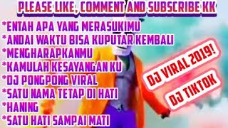 Dj Tik Tok Viral Terbaru November 2019 Full Bass Dj Terbaru 2019 Remix Terbaru 2019 Full Bass