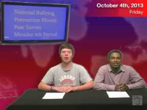 October 4th Newscast