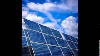 solar panels training