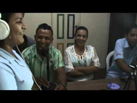 Chinandega - Los Tropicales De Nicaragua En Radio La Guarachera