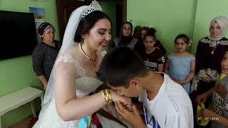 Seher & Musa - Düğün / 2019 /4K - Adana / Topalak Köyü Gelin Kuşak Bağlanması ve Vedalaşma