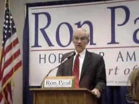 ron pauls ongoing battle for liberty Mr paul's son, republican sen rand paul, similarly broke with his party's criticism of mr trump's meeting and subsequent press conference, saying it's important to have ongoing.