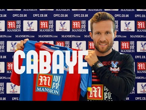 Yohan Cabaye, Welcome to Crystal Palace