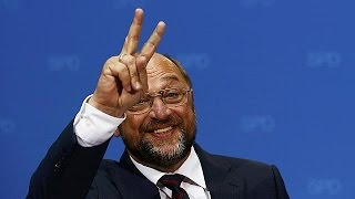 Almanya'da demokratların başbakan adayı Schulz