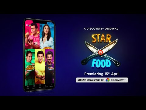 Star Vs Food | Premiering 15th April