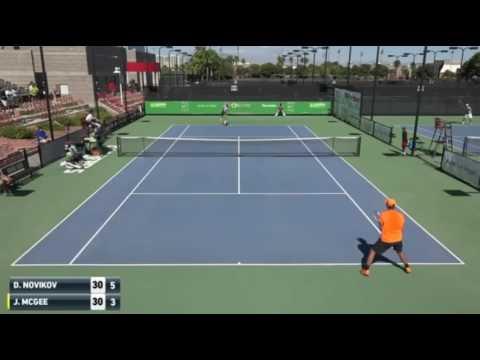Dennis Novikov vs James Mcgee Highlights Las Vegas 2016