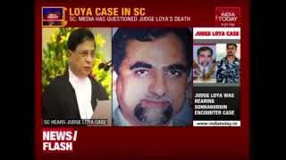Is The Loya Death Case Serious Enough For An Independent Inquiry? | News Today With Rajdeep Sardesai
