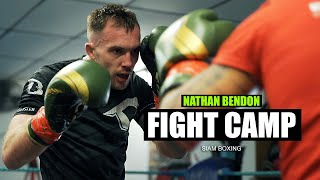 Fight Camp: Nathan Bendon | Siam Boxing