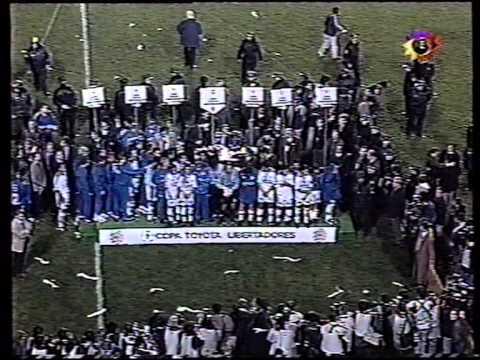 Boca Juniors vs Cruz Azul 2001 2/2 - Penales
