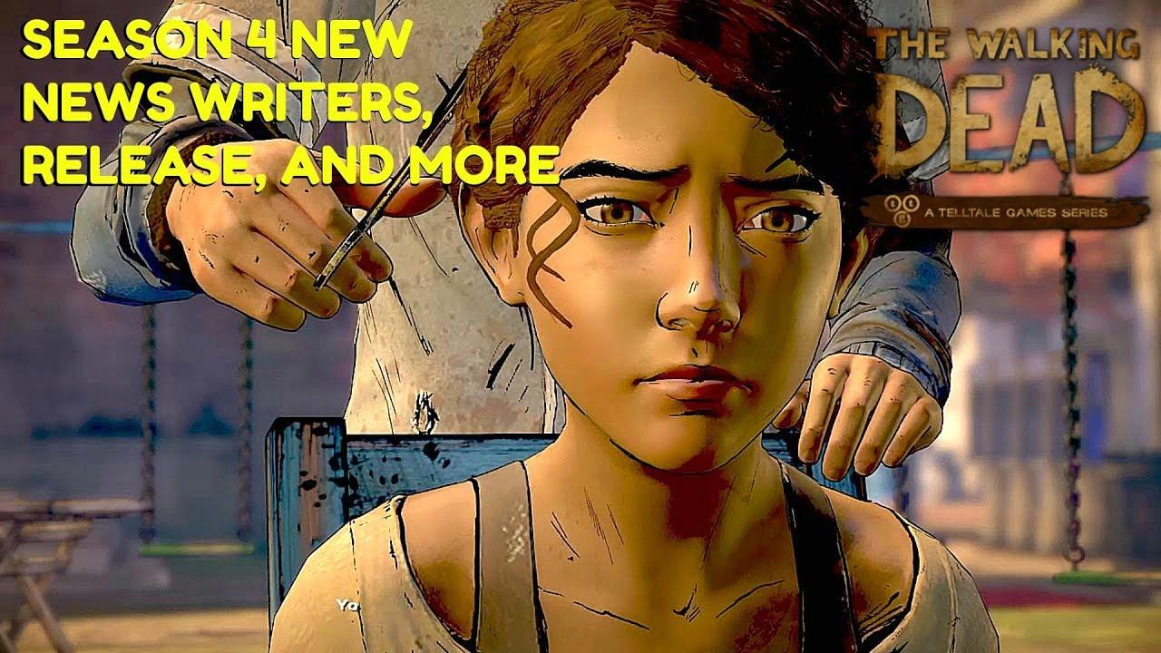The Walking Dead:Season 4 Episode 1: Lead Writer and release date info (twd  season 4)