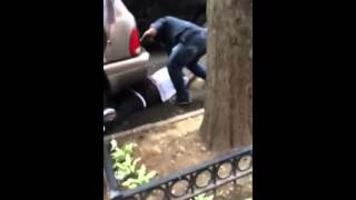 Cop 'knocks out' NYC teen