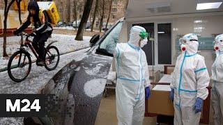 Москва после ледяного дождя, сибирская мутация коронавируса. Новости Москва 24