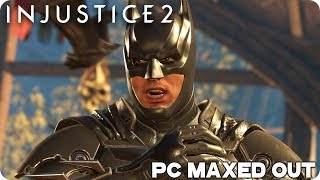 INJUSTICE 2 PC MAX GRAPHICS SETTINGS | i7 7700k & GTX 1070