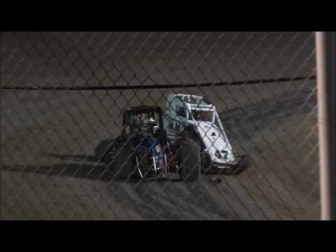 I-76 Speedway - Midget Sprint Feature  - July 16, 2016