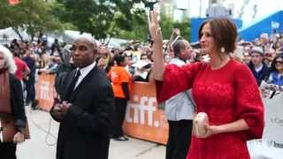 August Osage County: Julia Roberts arrives at TIFF premiere