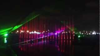 Dubai Festival City Musical Fountain Show