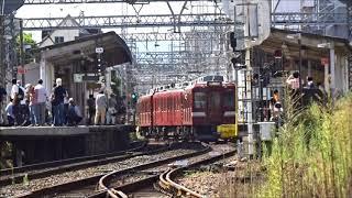 近鉄鮮魚列車2680系による団体臨時列車