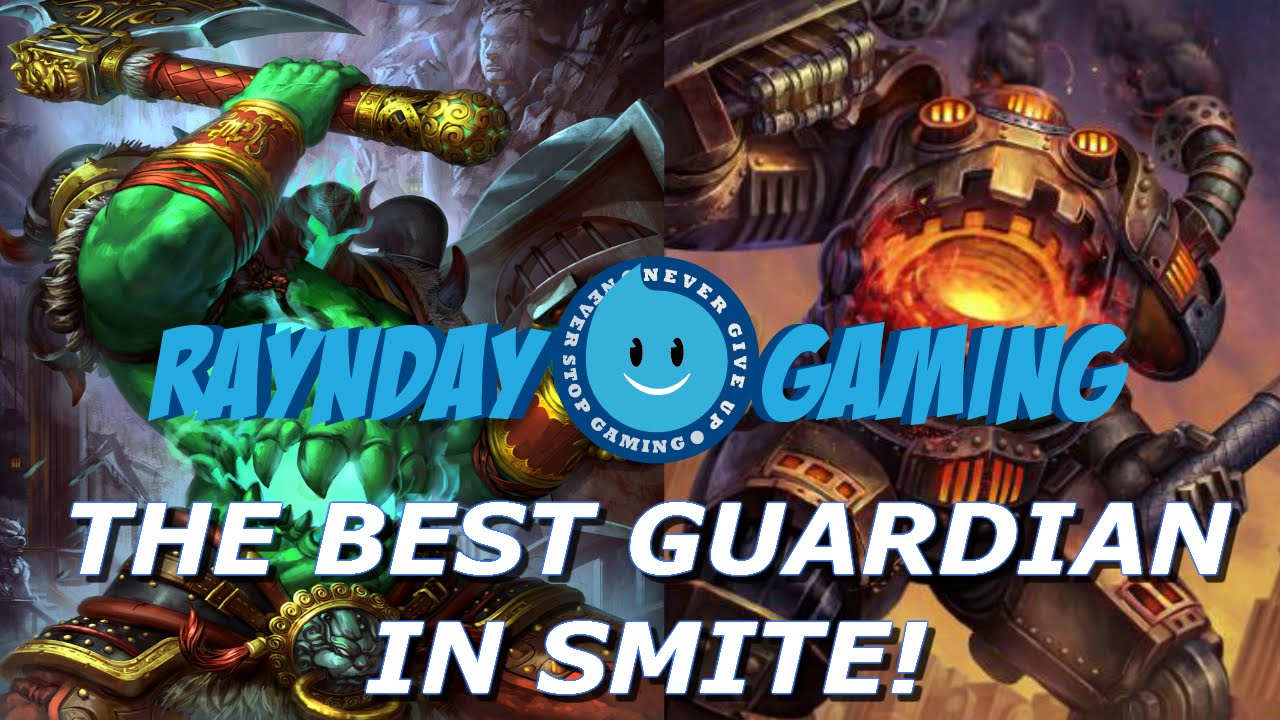 Smite Xing Tian Build And Gameplay The Best Guardian In Smite