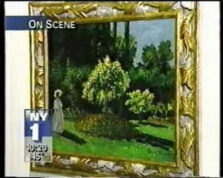 Legal Fake Art on TV Prime Time.International Imaginary Museum, Zurich