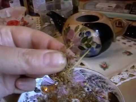 Лекарственные травы:Иван-Чай:  его заварка  с другими травами, действие на организм.