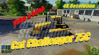 """[""""Cat Challenger 75C"""", """"4k resolution"""", """"4k resolution video"""", """"4k video"""", """"farm sim"""", """"farming"""", """"farming simulator"""", """"farming simulator 19"""", """"farming simulator 19 timelapse"""", """"farming simulator 2019"""", """"farming simulator mods"""", """"farming simulator timelap"""
