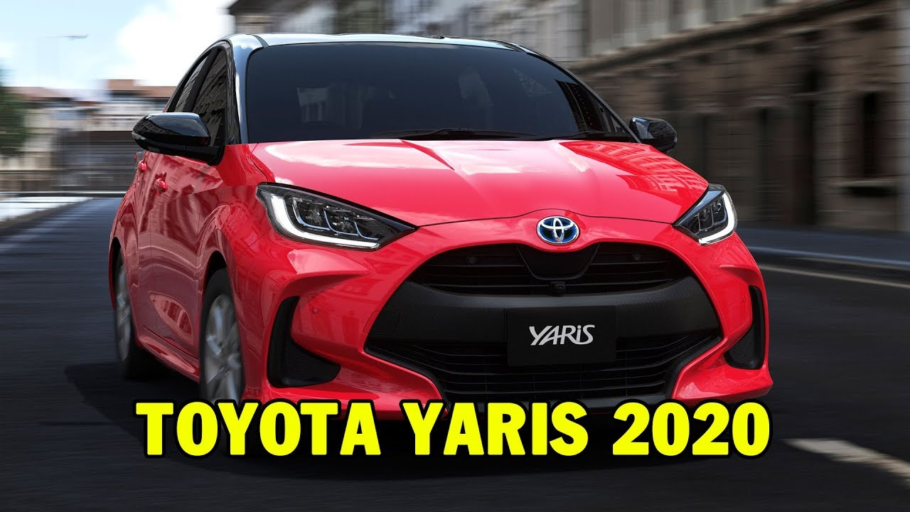 ✅ Ra mắt Toyota Yaris 2020 – Lột xác toàn diện, có thể giúp chị em đỡ nhầm chân ga, chân phanh