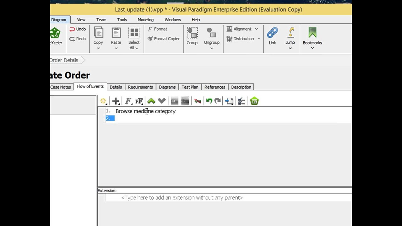 create sequence diagram with visual paradigm - Visual Paradigm Viewer