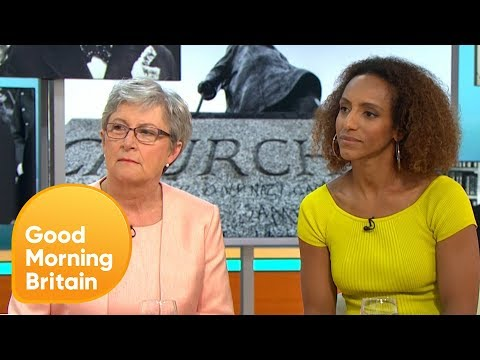 Should We Be Ashamed of Winston Churchill? | Good Morning Britain