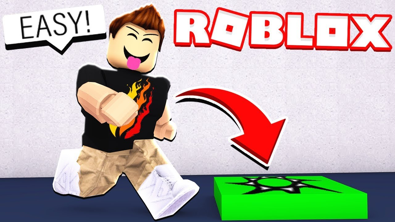 Worlds Easiest Roblox Obby Youtube
