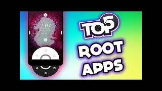 Top 5 Best Root Apps for Android 2018 !