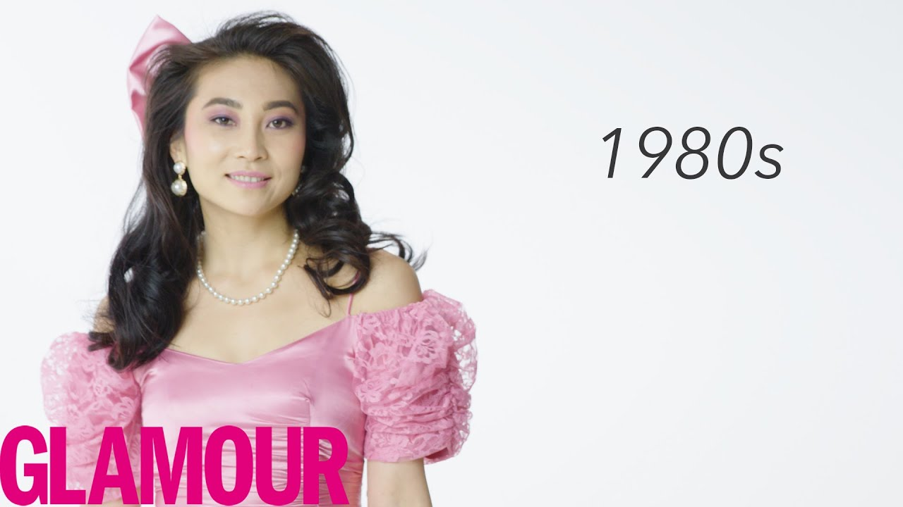 100 Years of Bridesmaid Dresses | Glamour - YouTube